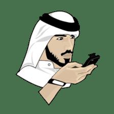 Arab Guys sticker #14101998