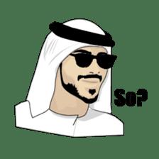 Arab Guys sticker #14101999