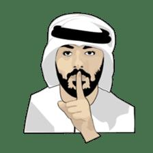 Arab Guys sticker #14102001