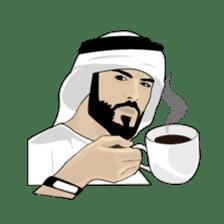 Arab Guys sticker #14102004