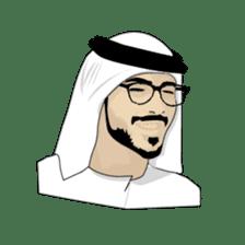 Arab Guys sticker #14102012