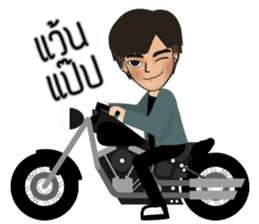 NICK KUNATIP sticker #14105294