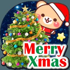 Honorific Bear 's Christmas & New Year 2