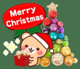 Honorific Bear 's Christmas & New Year 2 sticker #14120280