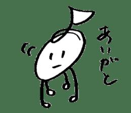 very common rabbit sticker #14127868