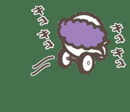 Perm-san ~1st roll~ sticker #14128415