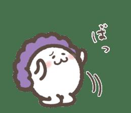 Perm-san ~1st roll~ sticker #14128419