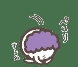 Perm-san ~1st roll~ sticker #14128420