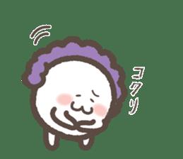 Perm-san ~1st roll~ sticker #14128421