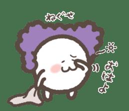 Perm-san ~1st roll~ sticker #14128422