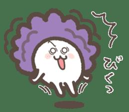 Perm-san ~1st roll~ sticker #14128445