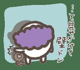 Perm-san ~1st roll~ sticker #14128449