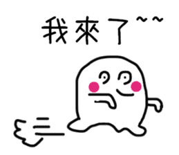 Funny planet's daily life sticker #14128639