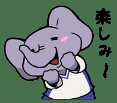 Daily of Naguzo sticker #14129050