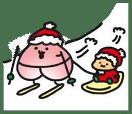HELLO POCOchan! the first winter sticker #14130239