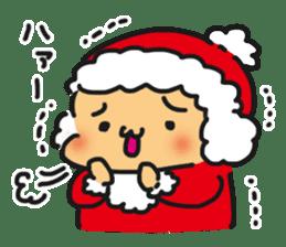 HELLO POCOchan! the first winter sticker #14130244