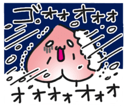 HELLO POCOchan! the first winter sticker #14130251