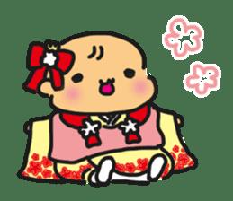 HELLO POCOchan! the first winter sticker #14130264