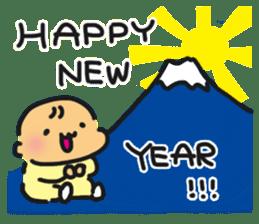 HELLO POCOchan! the first winter sticker #14130266