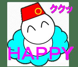 kukuDARUMA sticker #14130604
