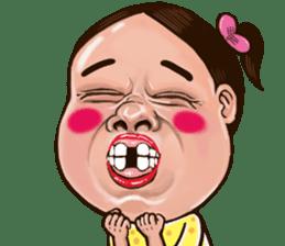 MS.WARAU sticker #14135094