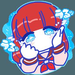 ChanTachi Boys&Girls Sticker