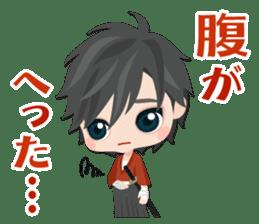 Tenka Touitsu Koi no Ran ~Love Ballad~ sticker #14139239