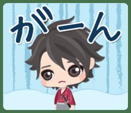 Tenka Touitsu Koi no Ran ~Love Ballad~ sticker #14139243