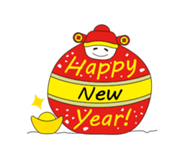 Christmas & New Year (Daily life) sticker #14150833