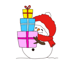 Christmas & New Year (Daily life) sticker #14150849