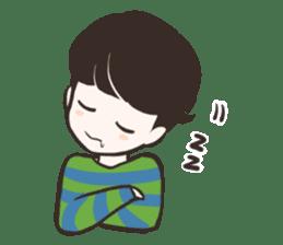 Jimmy sweet Boy (EN) sticker #14153831