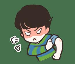 Jimmy sweet Boy (EN) sticker #14153833