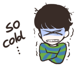 Jimmy sweet Boy (EN) sticker #14153838