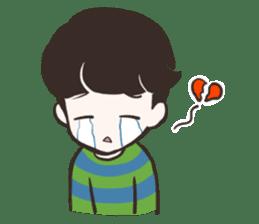 Jimmy sweet Boy (EN) sticker #14153849