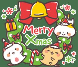 Kansaiben Naynko Christmas & New Year! sticker #14155046