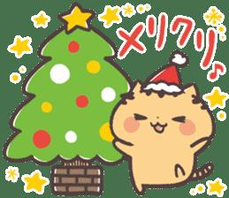 Kansaiben Naynko Christmas & New Year! sticker #14155047
