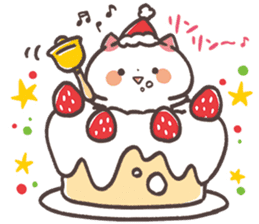 Kansaiben Naynko Christmas & New Year! sticker #14155048