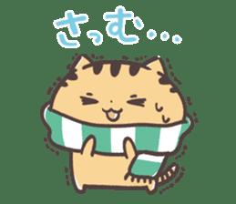 Kansaiben Naynko Christmas & New Year! sticker #14155054