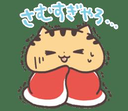 Kansaiben Naynko Christmas & New Year! sticker #14155055