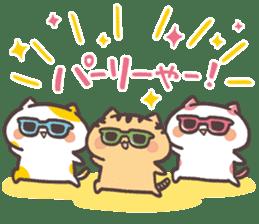 Kansaiben Naynko Christmas & New Year! sticker #14155070