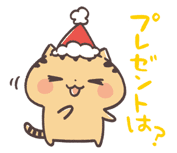 Kansaiben Naynko Christmas & New Year! sticker #14155071