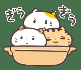 Kansaiben Naynko Christmas & New Year! sticker #14155080