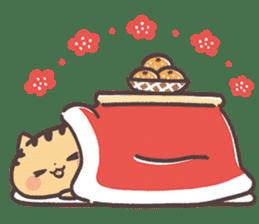 Kansaiben Naynko Christmas & New Year! sticker #14155082