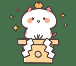 Kansaiben Naynko Christmas & New Year! sticker #14155083