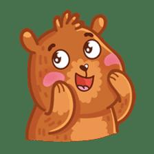 Andy Bear sticker #14158918
