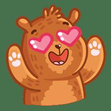 Andy Bear sticker #14158921