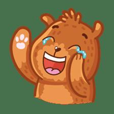 Andy Bear sticker #14158922
