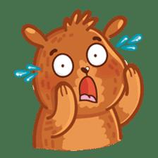 Andy Bear sticker #14158929