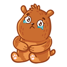 Andy Bear sticker #14158931