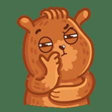 Andy Bear sticker #14158933